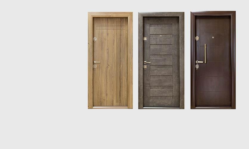 Uși apartament